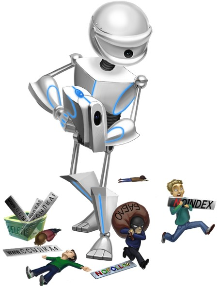 robot dlia kontrolia ssy`lok